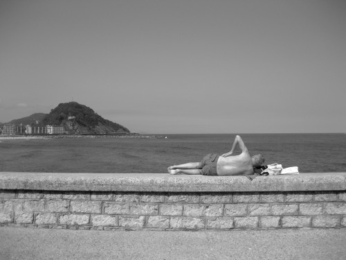 San Sebastian, Playa Gros