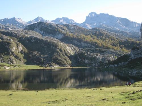 Lago Ercina, Covadonga, Asturias
